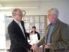 Bosse välkomnar Carl-Johan som ny ordförande