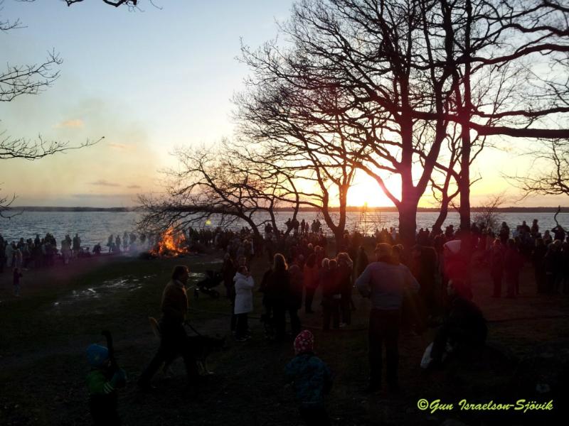 Valborg saltö 2013